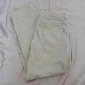 THE NORTH FACE Regular Fit Khaki Pants 40 Reg
